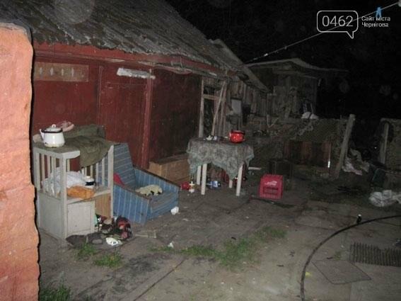 Житель Черниговщины убил собутыльника и закопал его в огороде, фото-1