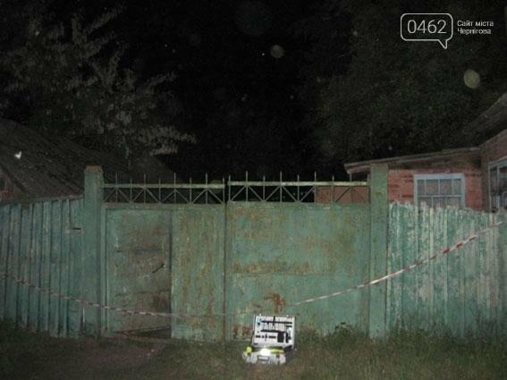 Житель Черниговщины убил собутыльника и закопал его в огороде, фото-2