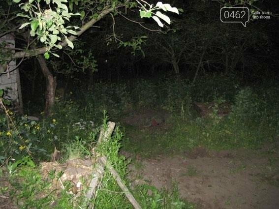 Житель Черниговщины убил собутыльника и закопал его в огороде, фото-3