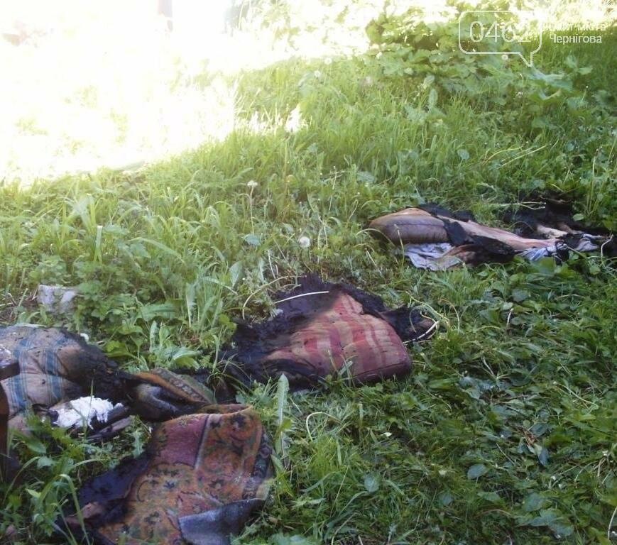 Из-за неосторожности при курении умер 75-летний житель Черниговщины, фото-1