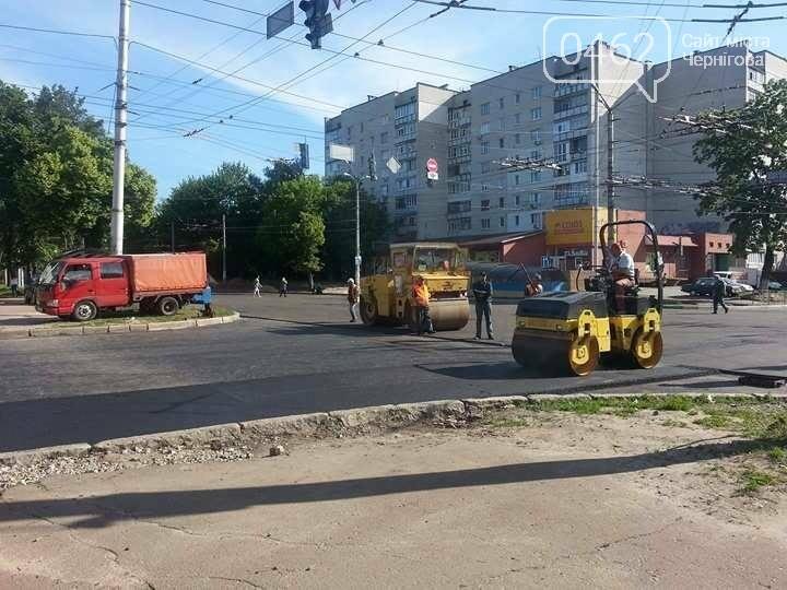 Ремонт на перекрестке пр. Мира и Казацкой подходит к концу! , фото-5