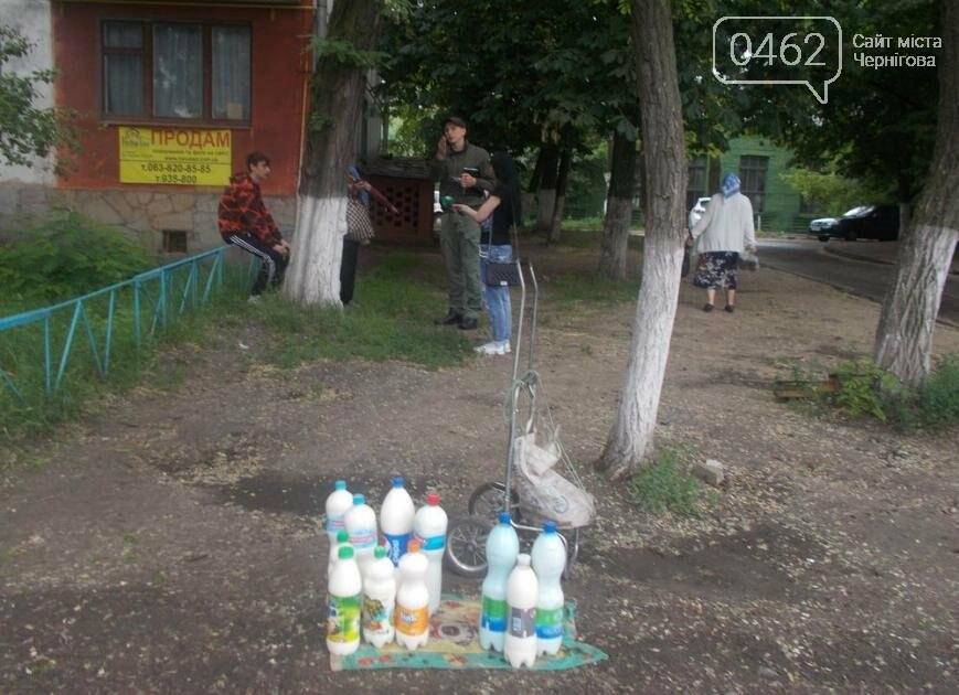 В Чернигове продолжают бороться со стихийной торговлей, фото-2