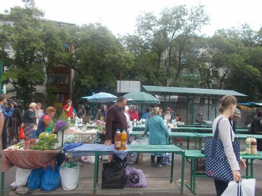В Чернигове продолжают бороться со стихийной торговлей, фото-4