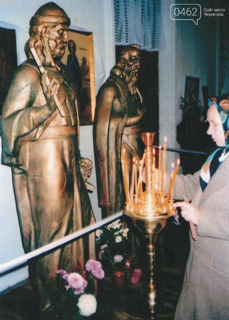 На Стрижне появится памятник святым Федору и Михаилу, фото-1