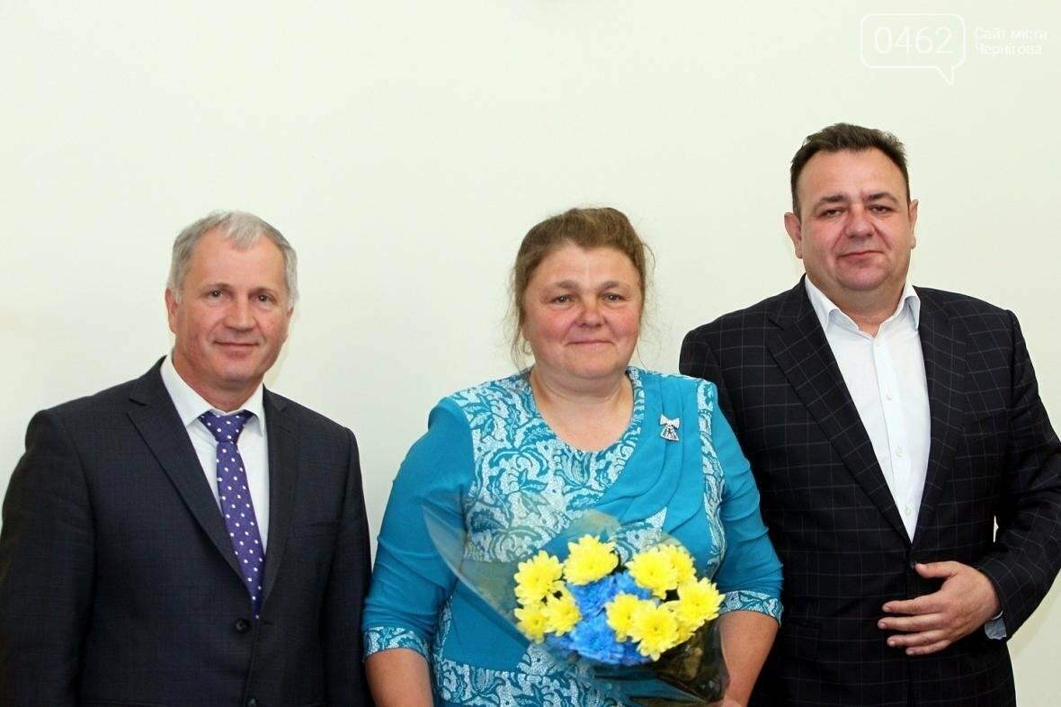 В Черниговской области стало на 12 матерей-героинь больше, фото-8