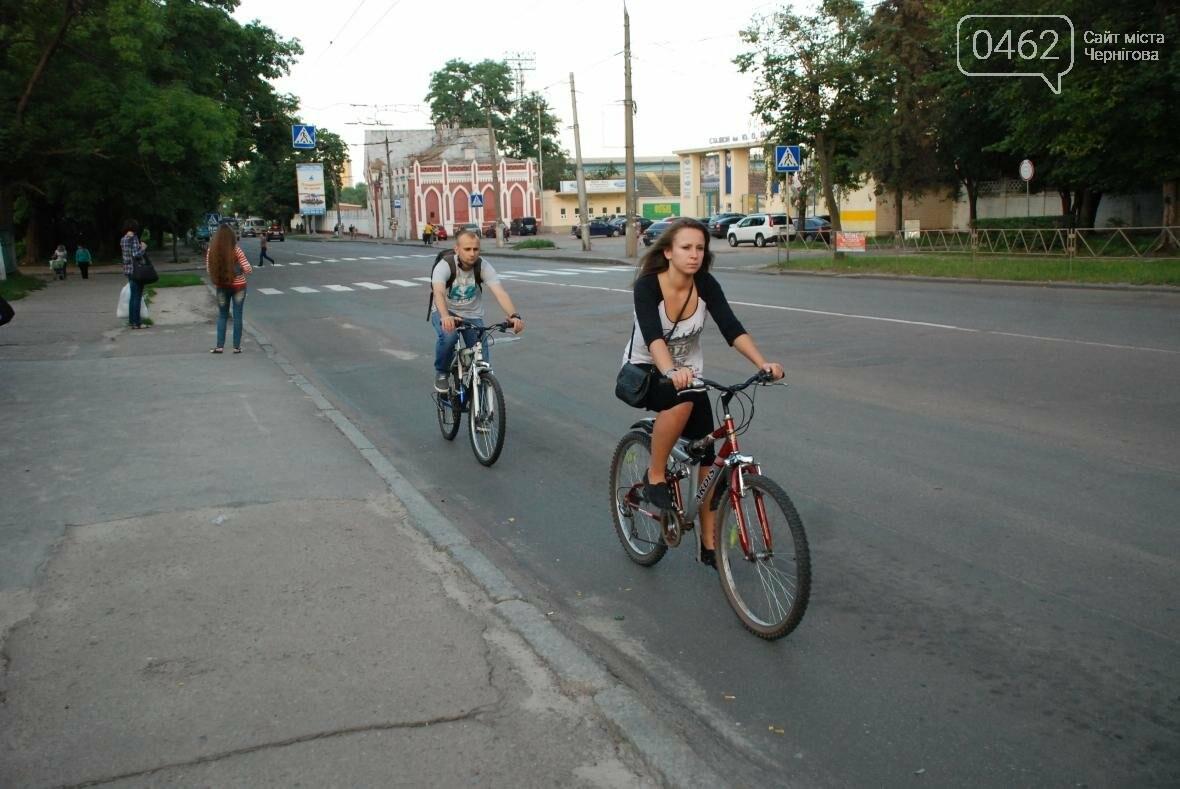 Чернигов раскрывает свой велопотенциал, фото-3