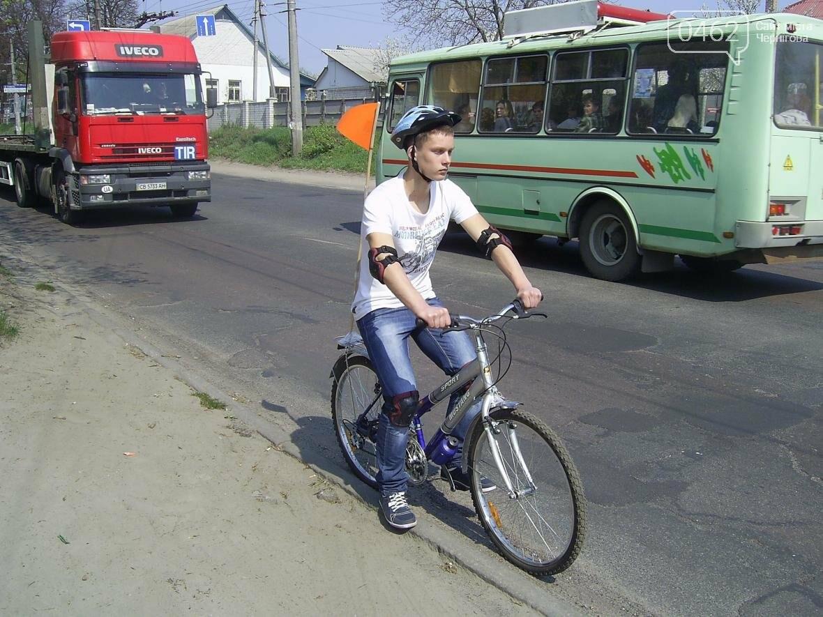Чернигов раскрывает свой велопотенциал, фото-1