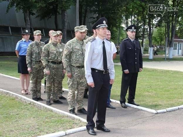 """Рота полиции спецназначения """"Чернигов"""" пополнилась шестью новобранцами, фото-5"""