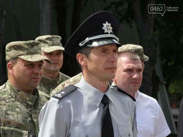 """Рота полиции спецназначения """"Чернигов"""" пополнилась шестью новобранцами, фото-8"""