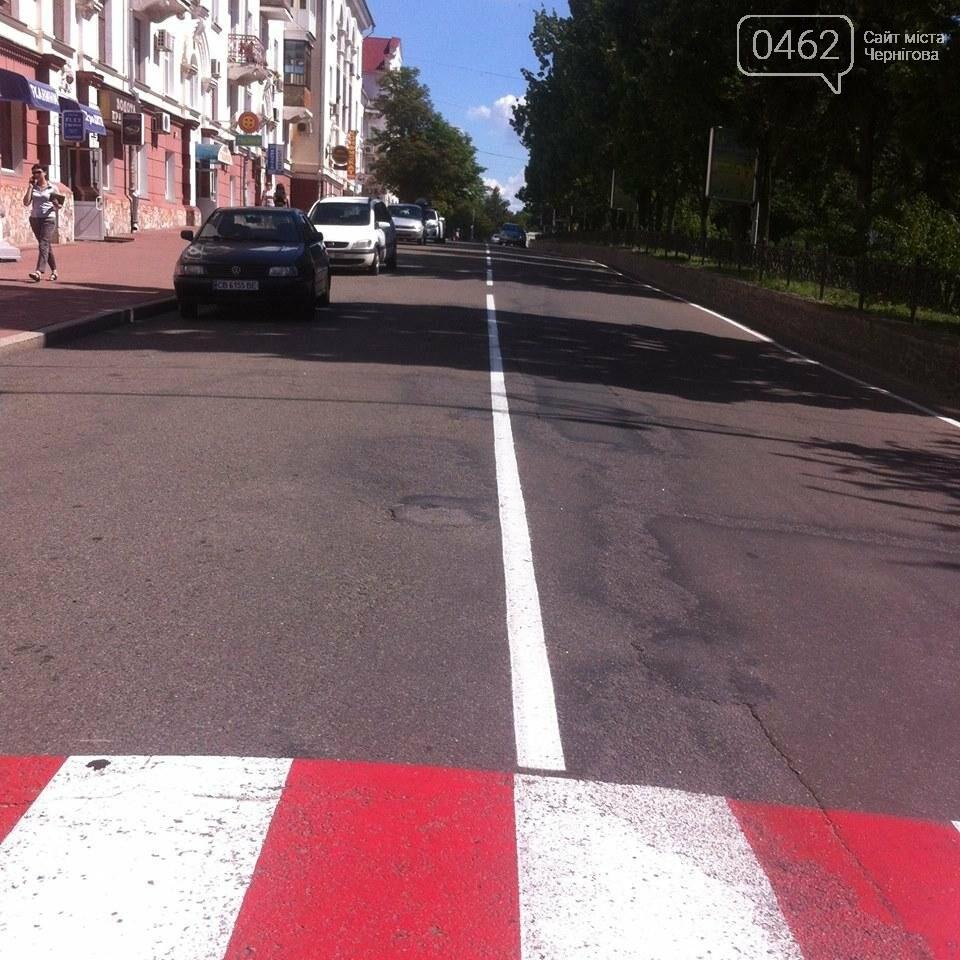 В центре Чернигова устанавливают зеркала, фото-1