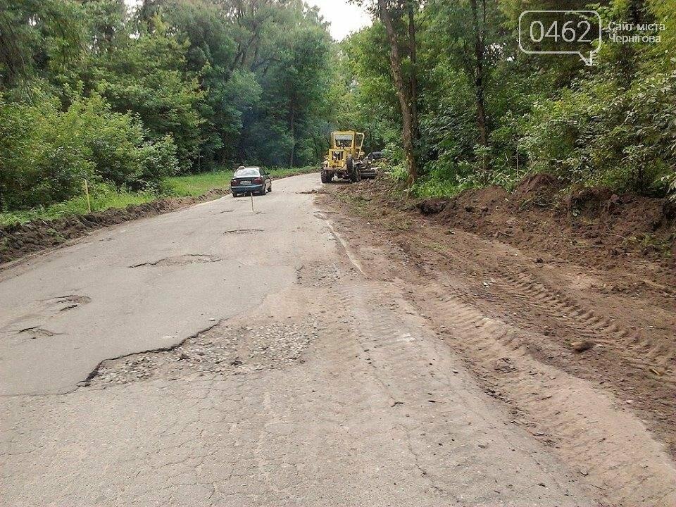 Дорогу на черниговский пляж уже начали строить, фото-4