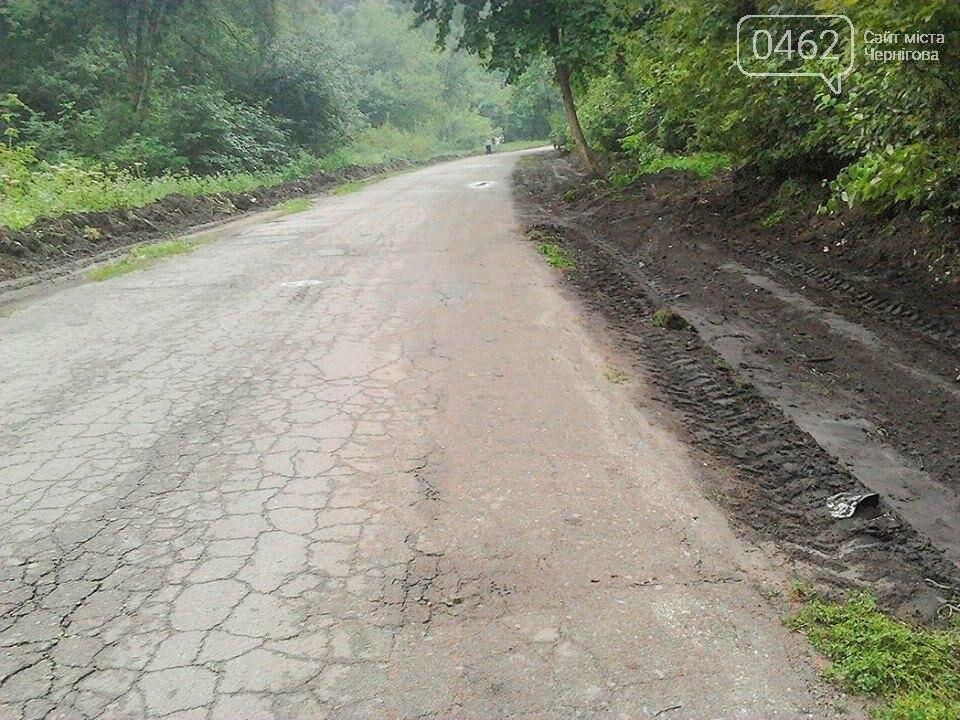 Дорогу на черниговский пляж уже начали строить, фото-3