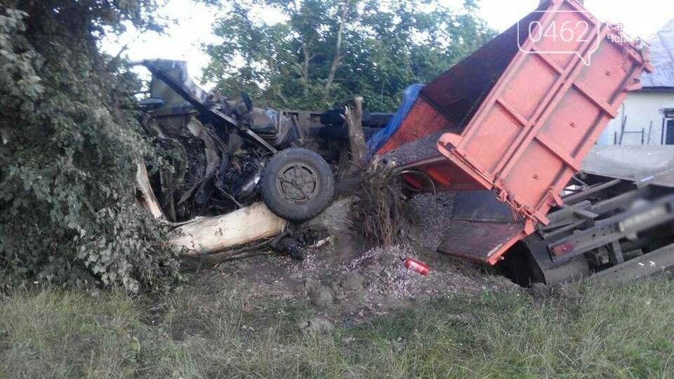 Водитель КамАЗа на Черниговщине погиб в ДТП, пытаясь спасти нарушителя правил, фото-5