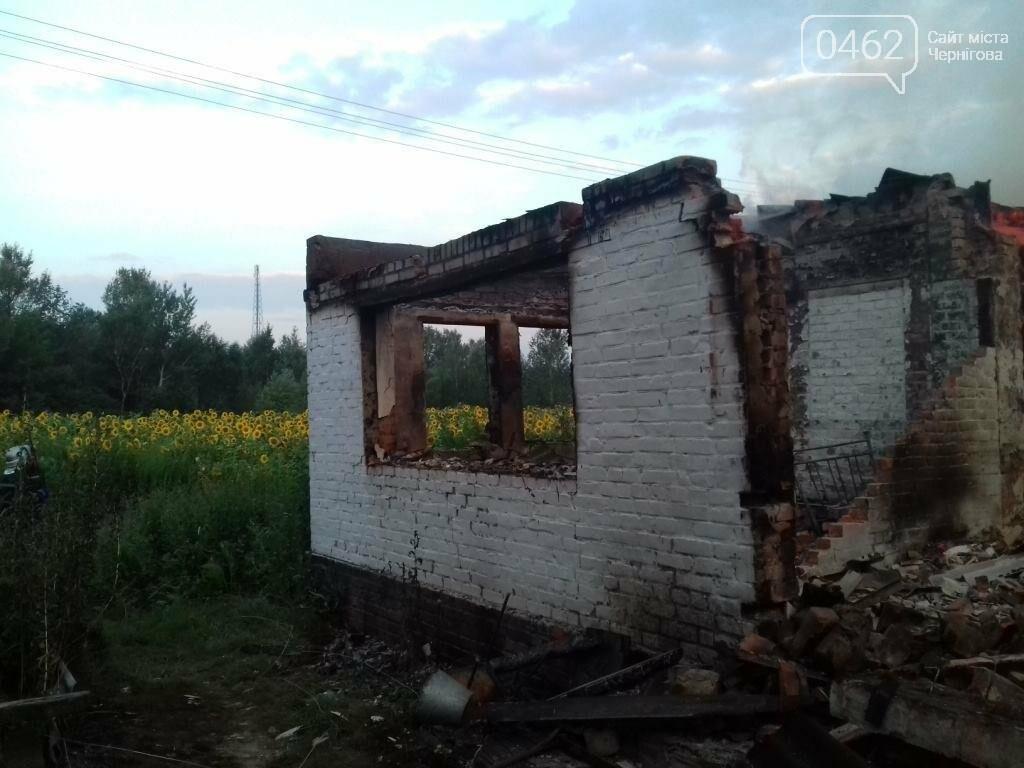 Житель Черниговсщины спас свою 100-летнюю бабушку из горящего дома, фото-2