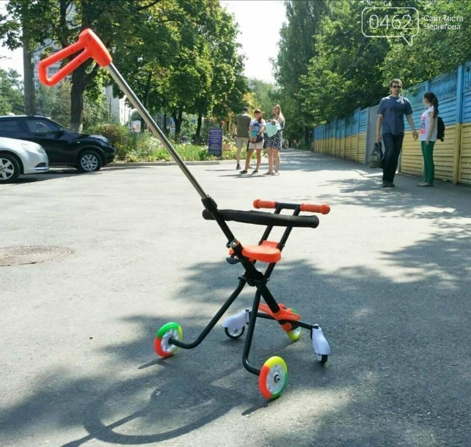 Из «Голливуда» воруют детские коляски , фото-1