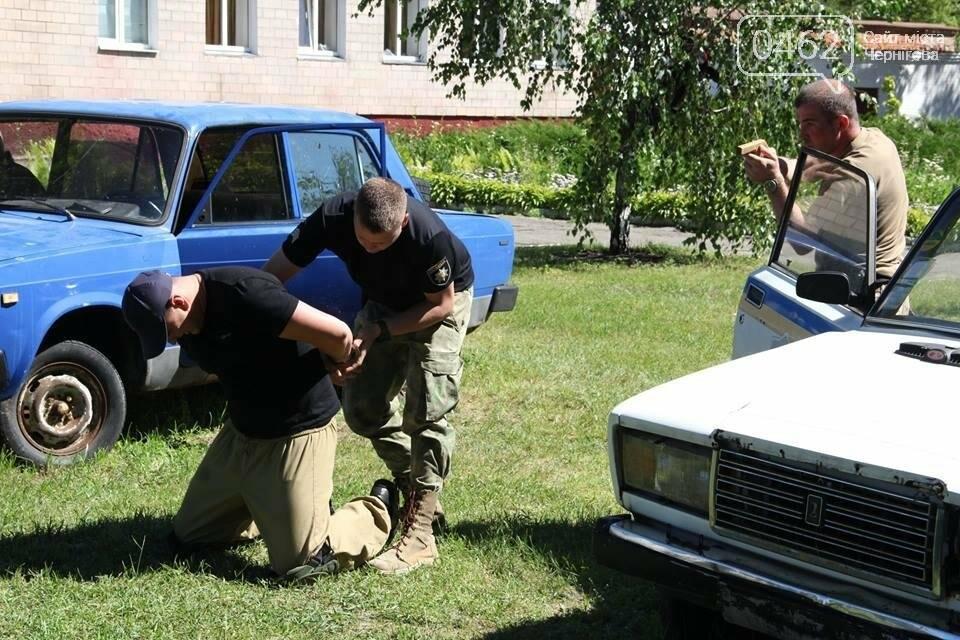 Канадская полицейская миссия вернулась в Чернигов для обучения коллег со всей Украины, фото-4