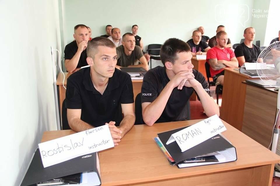 Канадская полицейская миссия вернулась в Чернигов для обучения коллег со всей Украины, фото-3