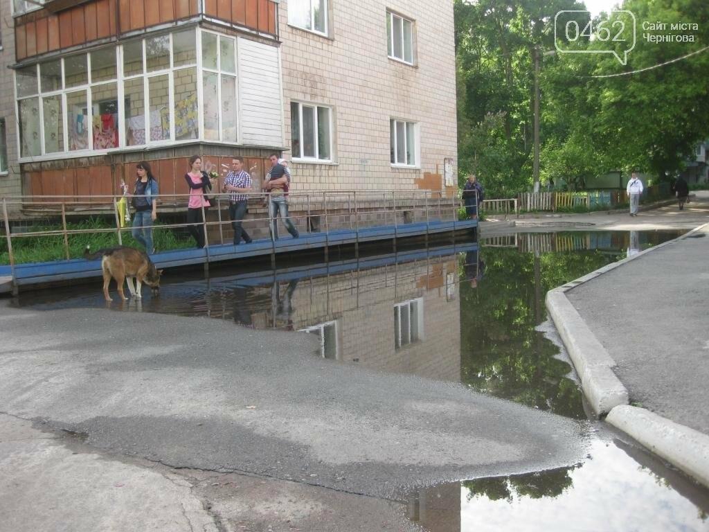 Самые легендарные лужи Чернигова. ТОП-10, фото-9