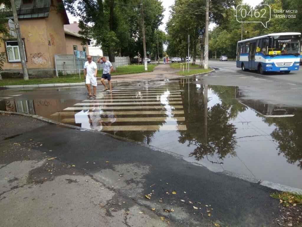 Самые легендарные лужи Чернигова. ТОП-10, фото-6
