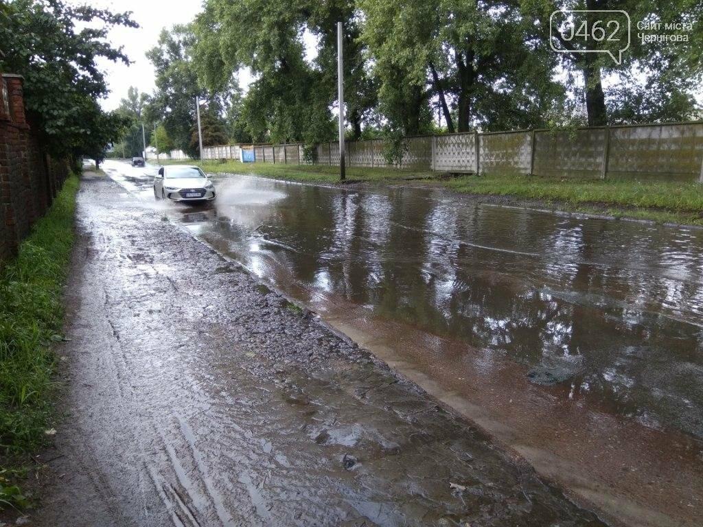 Самые легендарные лужи Чернигова. ТОП-10, фото-10