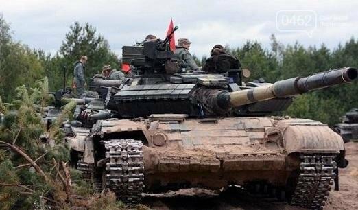 Танкисты на черниговском полигоне соревнуются за 200 тысяч, фото-3