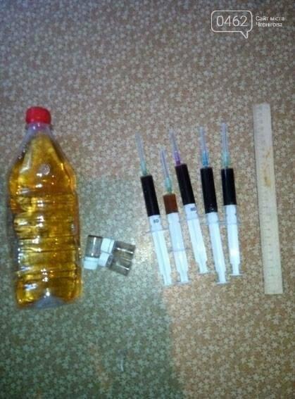В Чернигове нашли канал сбыта тяжелых наркотических средств, фото-1