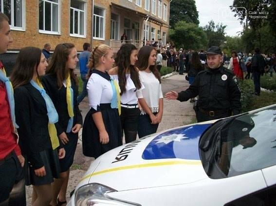 Подростковую жестокость в Чернигове снижают профбеседами с полицией, фото-1