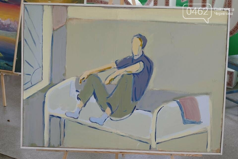 Пациенты психдиспансера в Чернигове сами зарабатывают себе на терапию, фото-3