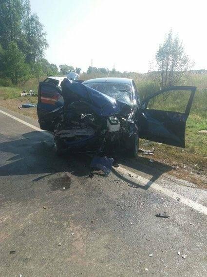 Страшное ДТП на Черниговщине: трое погибших и трое травмированных, фото-1