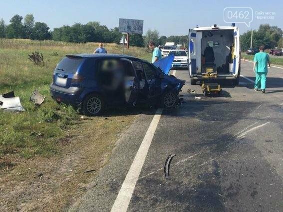 Страшное ДТП на Черниговщине: трое погибших и трое травмированных, фото-3