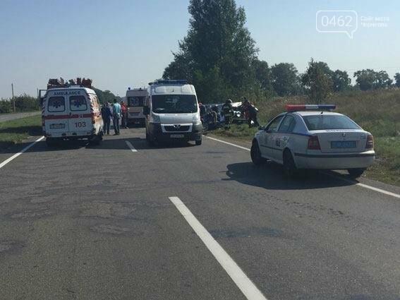 Страшное ДТП на Черниговщине: трое погибших и трое травмированных, фото-4