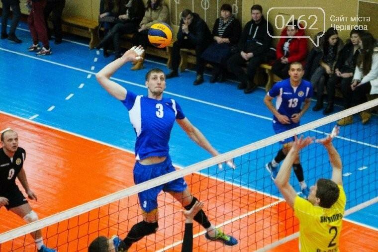Черниговский «Буревестник» теряет ключевых волейболистов, фото-3