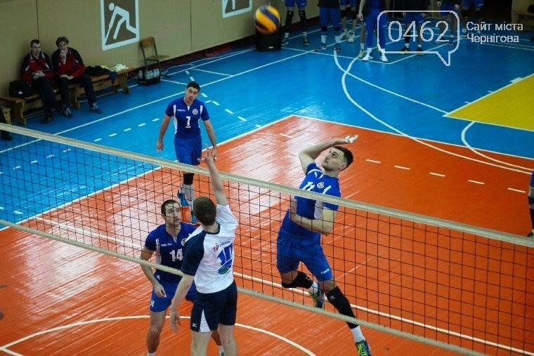 Черниговский «Буревестник» теряет ключевых волейболистов, фото-2