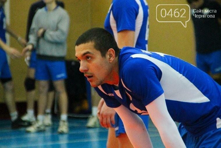 Черниговский «Буревестник» теряет ключевых волейболистов, фото-1