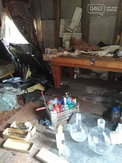 На Черниговщине раскрыли нарколабораторию и оружейное производство в одном хояйстве, фото-8