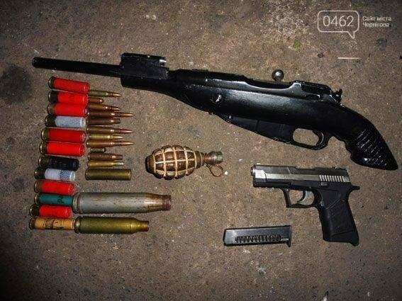 На Черниговщине раскрыли нарколабораторию и оружейное производство в одном хояйстве, фото-2