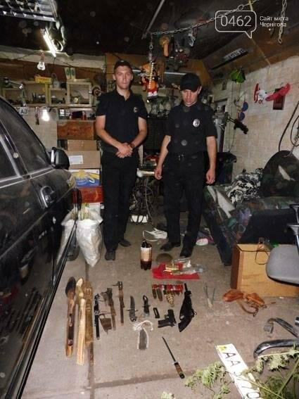 На Черниговщине раскрыли нарколабораторию и оружейное производство в одном хояйстве, фото-1