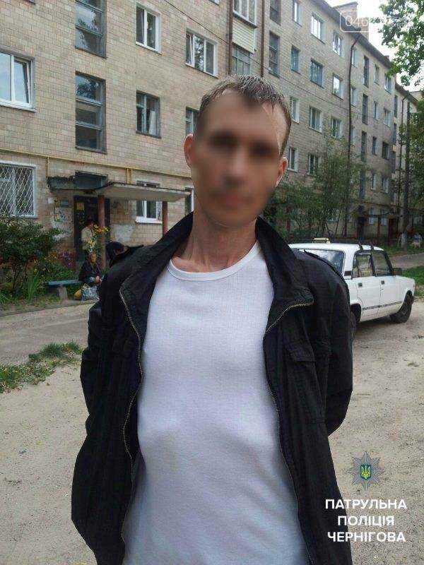 В Чернигове трое грабителей попались в такси при перевозке краденного, фото-6