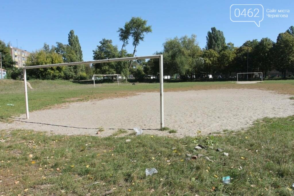Возле школы №30 в Чернигове может появиться современный спорткомплекс, фото-3