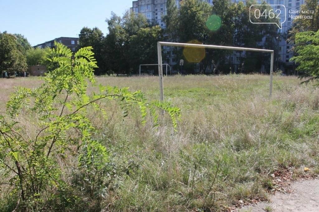 Возле школы №30 в Чернигове может появиться современный спорткомплекс, фото-12