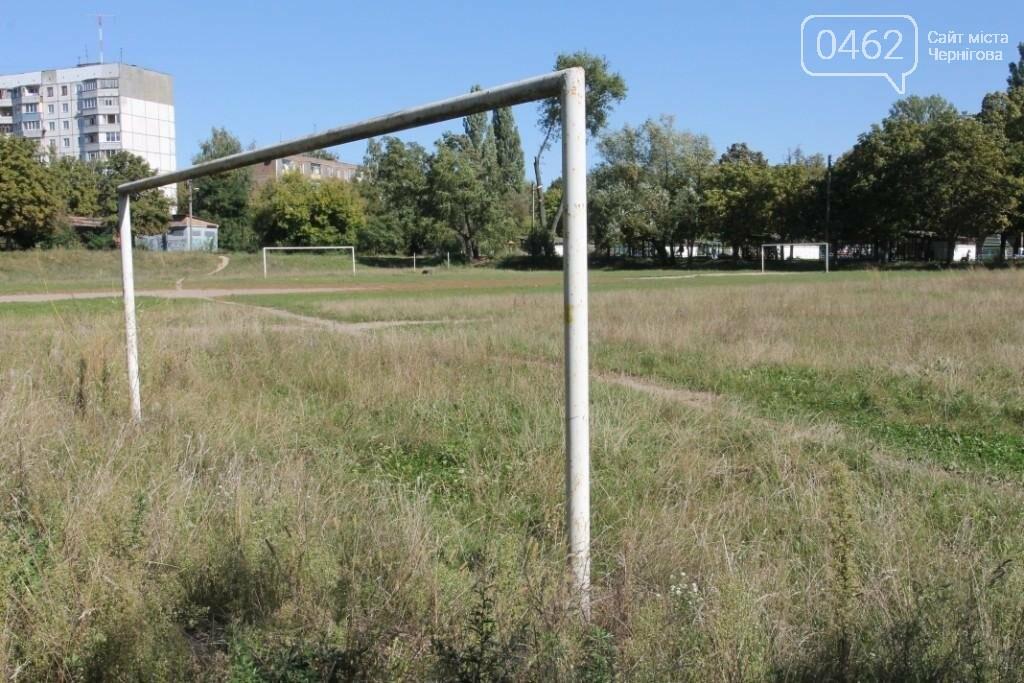 Возле школы №30 в Чернигове может появиться современный спорткомплекс, фото-4