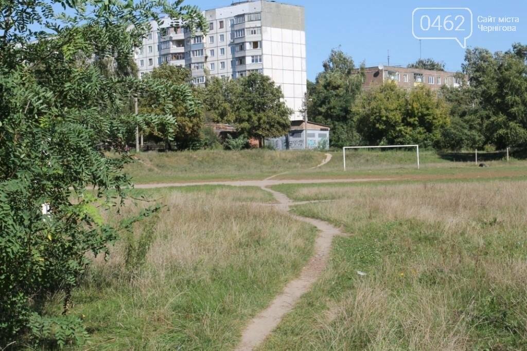 Возле школы №30 в Чернигове может появиться современный спорткомплекс, фото-14