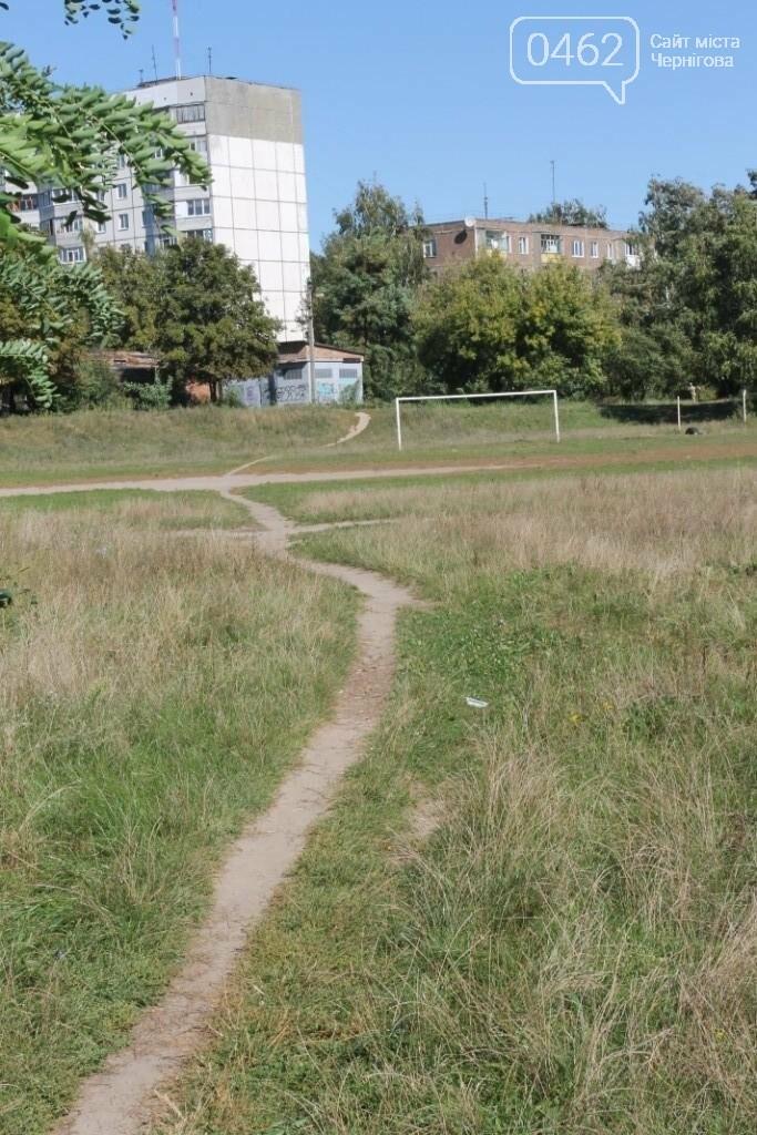 Возле школы №30 в Чернигове может появиться современный спорткомплекс, фото-5