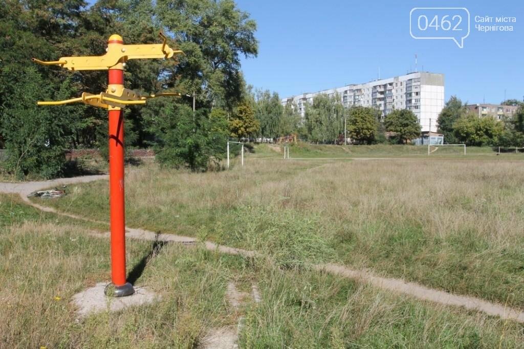Возле школы №30 в Чернигове может появиться современный спорткомплекс, фото-6