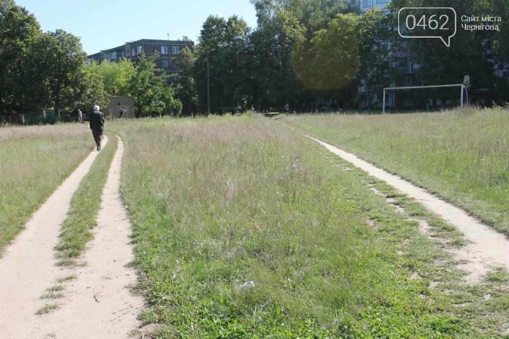 Возле школы №30 в Чернигове может появиться современный спорткомплекс, фото-7
