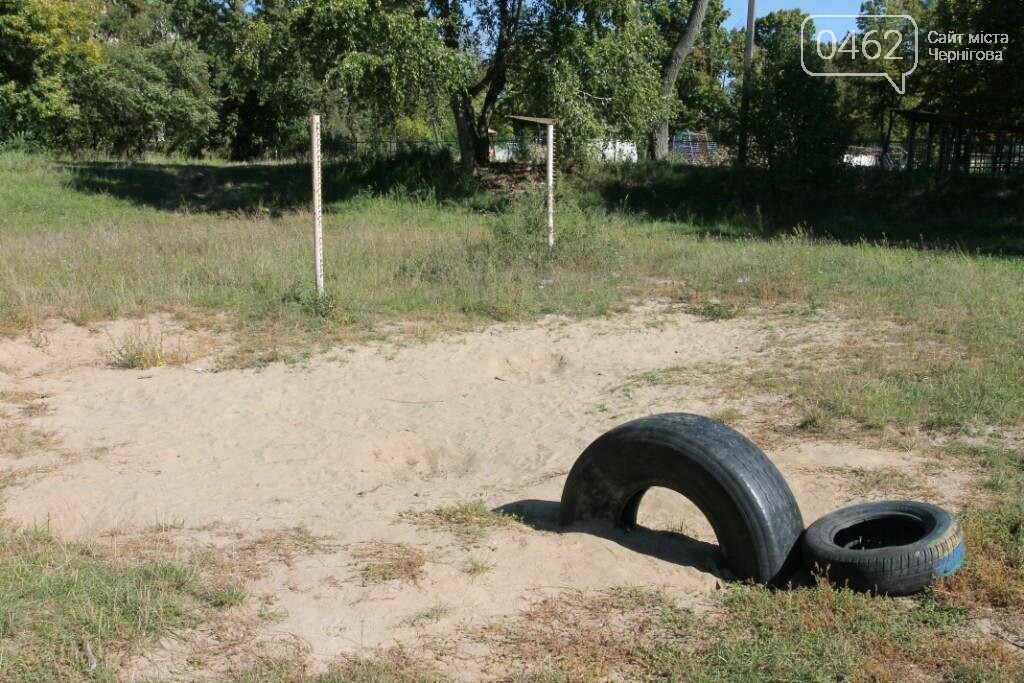 Возле школы №30 в Чернигове может появиться современный спорткомплекс, фото-9