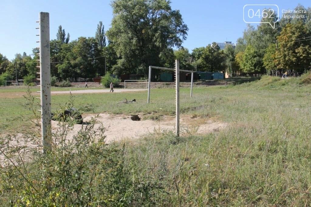 Возле школы №30 в Чернигове может появиться современный спорткомплекс, фото-15