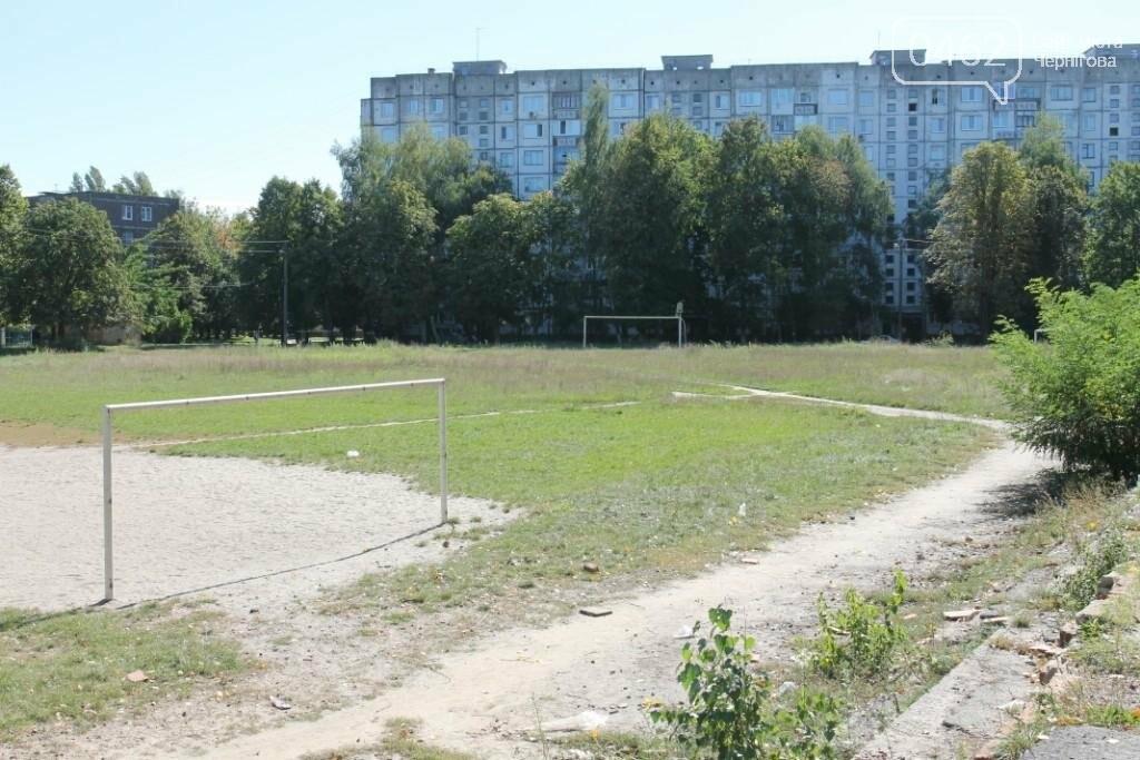 Возле школы №30 в Чернигове может появиться современный спорткомплекс, фото-11