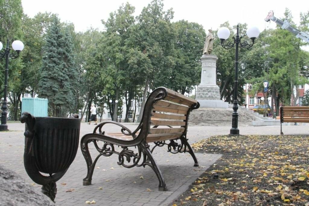 В пятницу откроют сквер Хмельницкого, фото-8