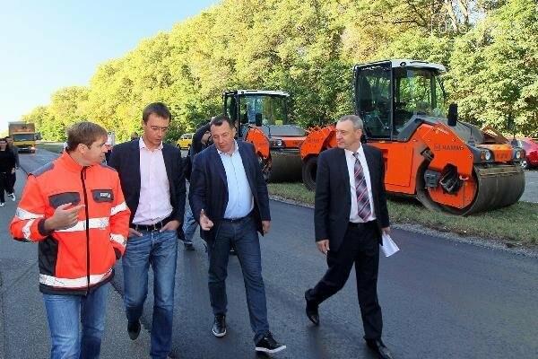 Министр инфраструктуры похвалил черниговские дороги, фото-3